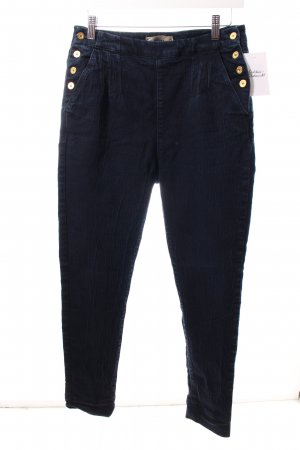 Topshop Stretch Jeans dunkelblau Casual-Look