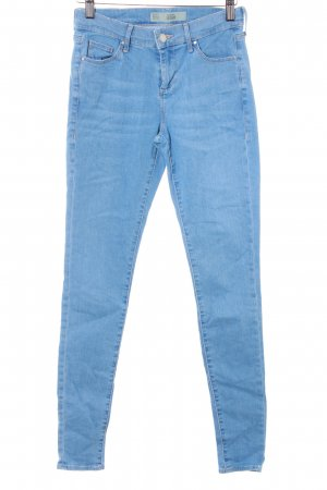 "Topshop Stretch Jeans ""MOTO LEIGH"" himmelblau"