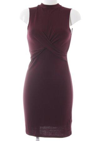 Topshop Stretchkleid purpur Elegant
