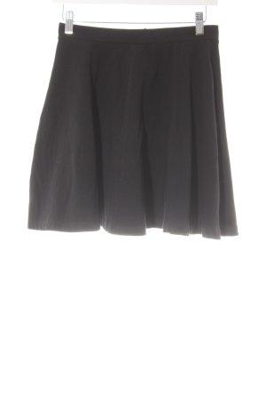 Topshop Falda stretch negro elegante