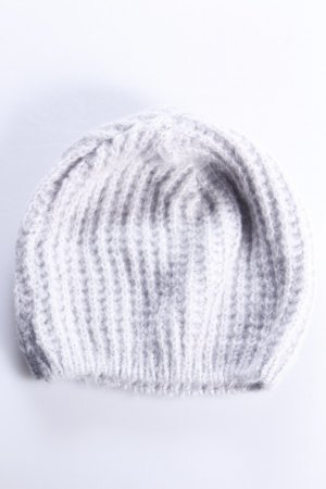 Topshop gray knit hat