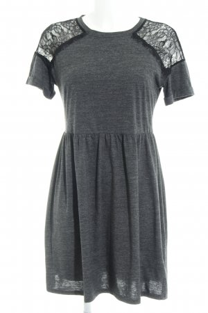 Topshop Sweatkleid meliert Casual-Look