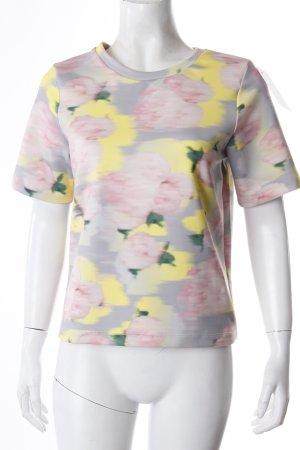 Topshop T-Shirt Scuba-Stoff
