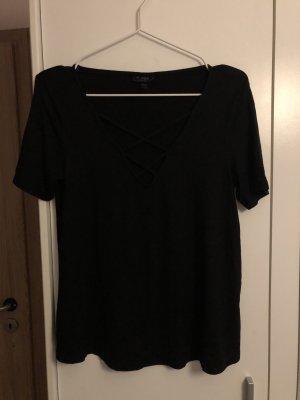 Topshop T-Shirt V Schnitt