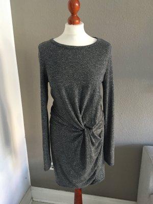 Topshop Tall Jersey Kleid grau 38 40 12