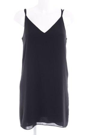 Topshop Trägerkleid schwarz schlichter Stil