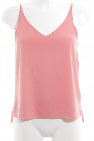 Topshop Strappy Top neon pink casual look