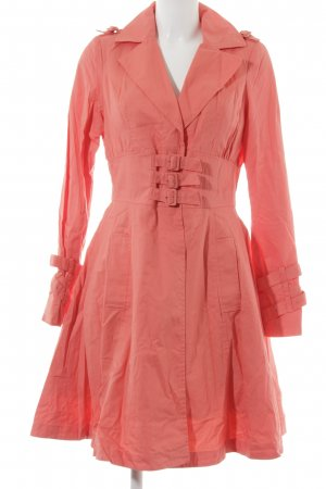 Topshop Trenchcoat lachs Business-Look