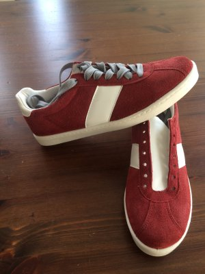 Topshop Sneakers wit-rood