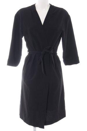 Topshop Between-Seasons-Coat black business style