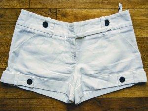 Topshop weiße kurze Hose neuwertig