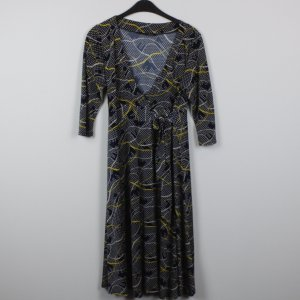 Topshop Robe portefeuille multicolore polyester