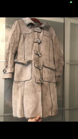 Topshop Winter Jacket light grey-grey