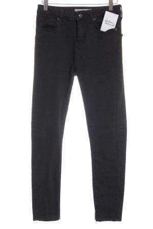"""Topshop Pantalone di lana """"Jamie"""" nero"""