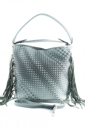 TOPTEAM Carry Bag weave pattern casual look
