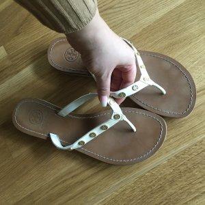 Tory Burch Toe-Post sandals multicolored
