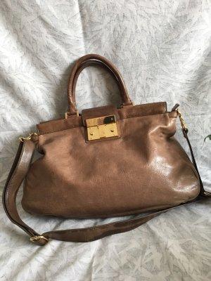 Tory Burch Handbag brown leather