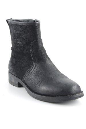 Tory Burch Ankle Boots schwarz Vintage-Artikel