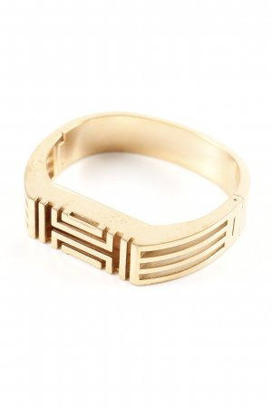 Tory Burch Brazalete color oro estilo «business»