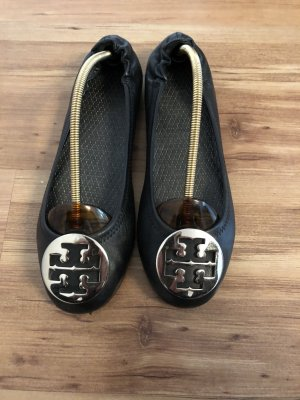 Tory Burch Ballerinas black
