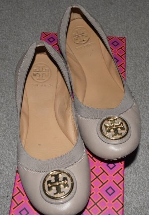 Tory Burch Strappy Ballerinas multicolored