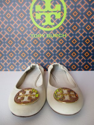 Tory Burch Ballerinas . Größe 40  Leder, Gebraucht
