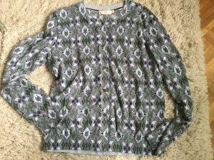 Tory Burch Cardigan tricotés multicolore laine mérinos