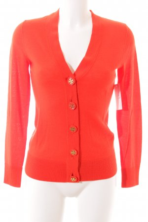 Tory Burch Cardigan orange Elegant