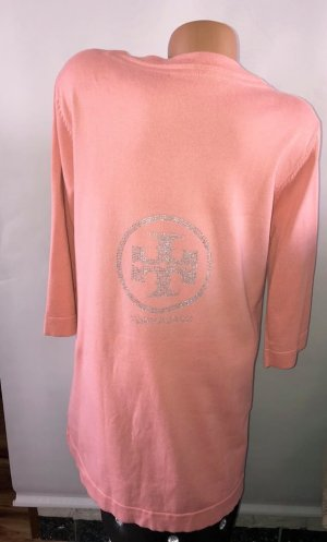 Tory Burch Cardigans in Tunika Pullover gr 40/42 Farbe Lachs
