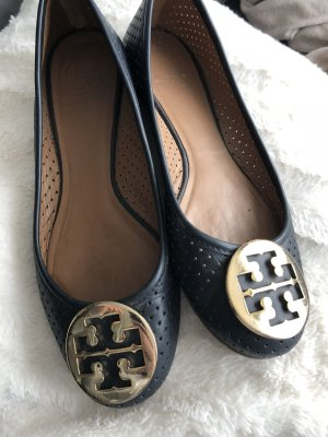 Tory Burch Ballerinas dark blue