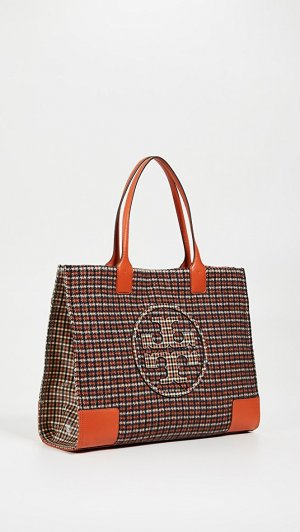 Tory Burch Handbag dark orange-dark blue