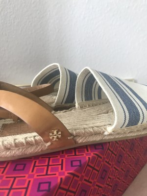Tory Burch Espadrille Sandals multicolored