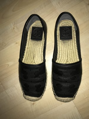 Tony Burch Alpargatas negro
