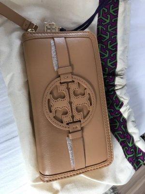 Tory Burch Wallet beige leather