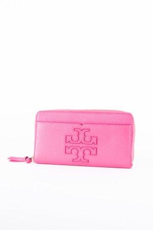 TORY BURCH - Geldtasche mit Logoprägung Fiesta (Rosa)