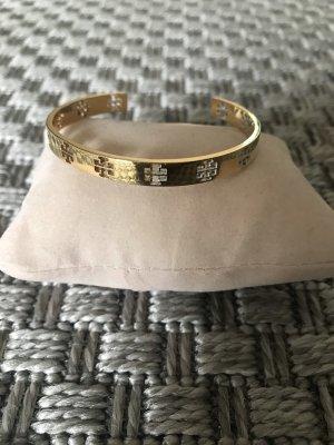 Tory Burch gold Armreif Armband Armspange