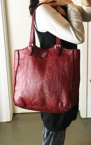 Tory Burch Shopper multicolored imitation leather