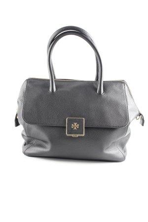 Tory Burch Handtasche schwarz-goldfarben Elegant
