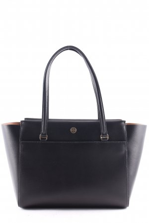 "Tory Burch Handtasche ""Small Parker Tote Bag Black/Cardamom"""