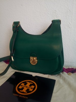"Tory Burch ""James Saddlebag"" / Handtasche / Umhängetasche"