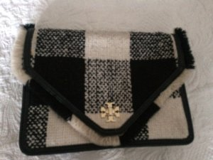 Tory Burch Kira Tweed Crossbody Bag