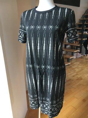 Tory Burch Kleid NEU schwarz weiß