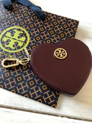 Tory Burch Portefeuille bordeau