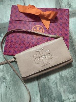 Tory Burch Leder Tasche Altrosa neuwertig'!!!!letzte Preisreduzierung !!
