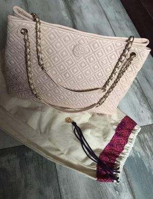 Tory Burch Borsa shopper rosa pallido-rosa antico