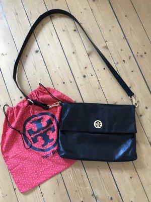 TORY BURCH Leder Tasche in schwarz neuwertig 400€