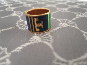 Tory Burch Ring multicolored