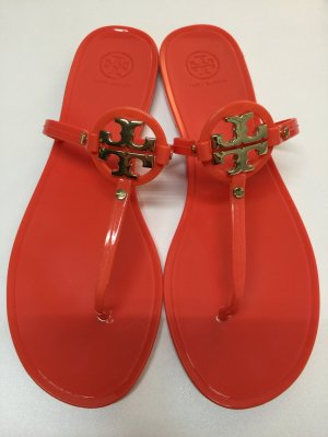 Tory Burch Mini Miller Jelly Thong Sandal 41.5