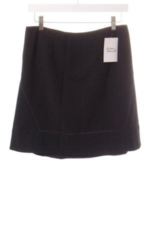 Tory Burch Minirock schwarz klassischer Stil