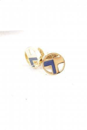 Tory Burch Ohrstecker goldfarben Casual-Look